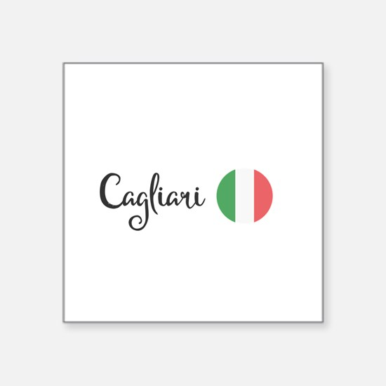 Cagliari Sticker