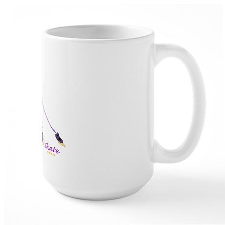 Inline Skater Large Mug