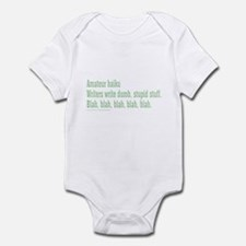 AMATEUR HAIKU Infant Bodysuit