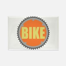 Bike chain ring Rectangle Magnet