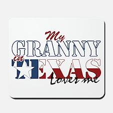 My Granny in TX Mousepad