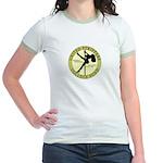 United Strippers College Fund Jr. Ringer T-Shirt