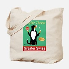 Greater Swiss Gruyère Cheese Tote Bag