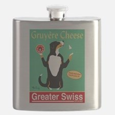 Greater Swiss Gruyère Cheese Flask