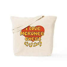 I Love Mac and Cheese Tote Bag