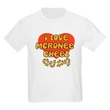 I Love Mac and Cheese T-Shirt