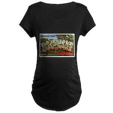 Skokie Illinois Greetings (Front) T-Shirt