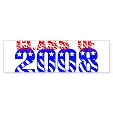 Class of 2008 USA Bumper Bumper Sticker