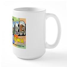 Spencer Iowa Greetings Mug