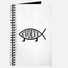 Evolution Fish Journal