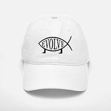 Evolution Fish Cap