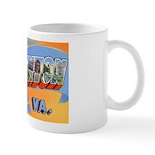 Staunton Virginia Greetings Mug
