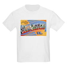 Staunton Virginia Greetings (Front) T-Shirt