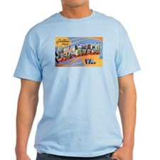 Staunton Virginia Greetings T-Shirt