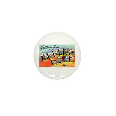 Spring Lake New Jersey Mini Button (10 pack)