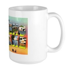 Spring Lake New Jersey Coffee Mug