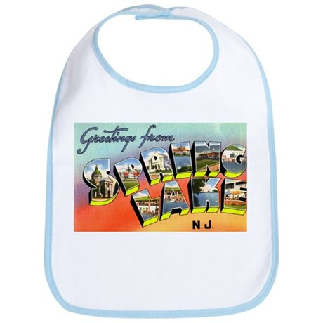 Spring Lake New Jersey Bib