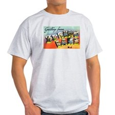 Spring Lake New Jersey (Front) T-Shirt