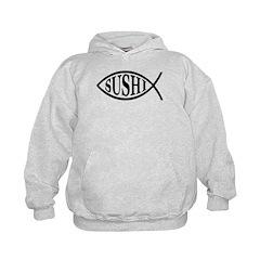 Sushi Fish Hoodie