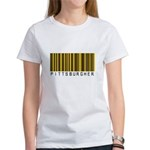 Pittsburgher Barcode Women's T-Shirt