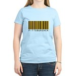Pittsburgher Barcode Women's Light T-Shirt