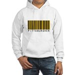 Pittsburgher Barcode Hooded Sweatshirt