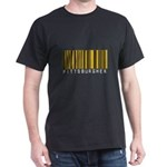 Pittsburgher Barcode Dark T-Shirt