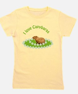 I love Capybaras T-Shirt