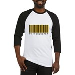 Pittsburgher Barcode Baseball Jersey