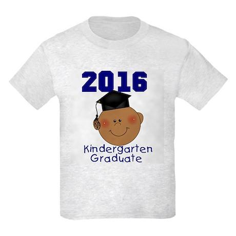Boy Kindergarten Grad 2013 Kids Light T-Shirt