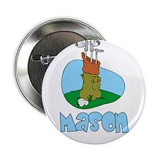 """Mason 2.25"""" Button"""