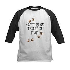 Kerry Blue Terrier Dad Tee