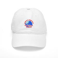 World's Greatest Softb.. (F) Baseball Cap