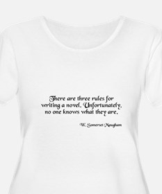W. Somerset Maugham Quote T-Shirt