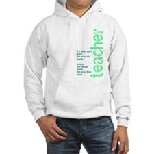If a Child Can't Learn (blue/ Hoodie