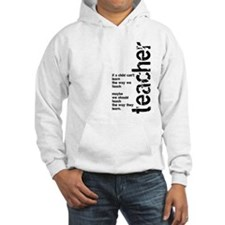 If A Child Can't Learn (Black Hoodie