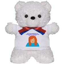 35th birthday bite Teddy Bear
