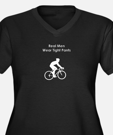 Dark Bike Shirts Women's Plus Size V-Neck Dark T-S