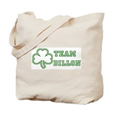 Team Dillon Tote Bag