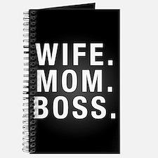 Wife Mom Boss Journal