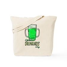 Cute British beer Tote Bag