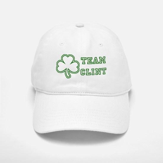 Team Clint Baseball Baseball Cap