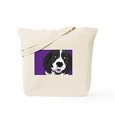 SPRINGER SPANIEL DOG Tote Bag