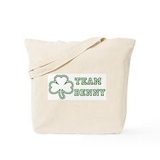 Team Benny Tote Bag