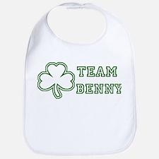 Team Benny Bib