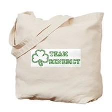 Team Benedict Tote Bag