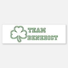 Team Benedict Bumper Bumper Bumper Sticker