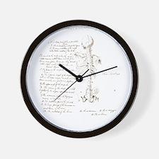Back Wall Clock