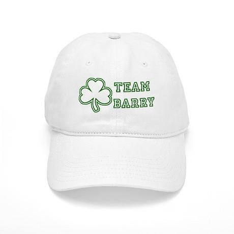 Team Barry Cap
