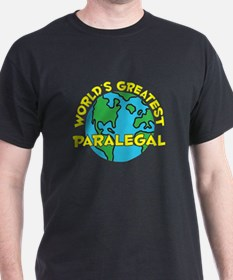World's Greatest Paral.. (H) T-Shirt